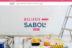 www.maliariksabol.sk