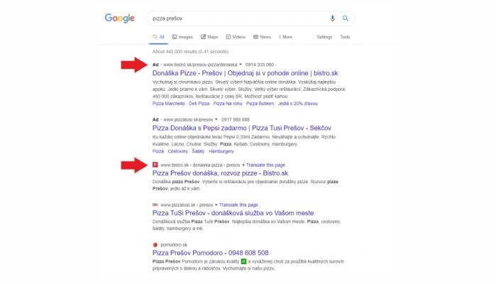 Zmeny vo vyhľadávaní Google